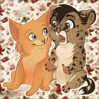 Lil Gift for Kote by OriginalShaggy