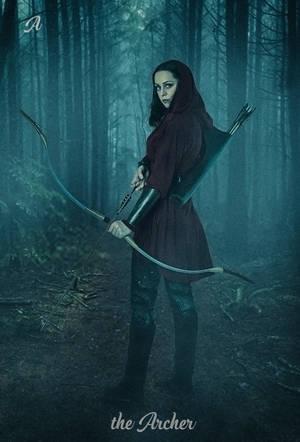 The Archer   by Alpasto