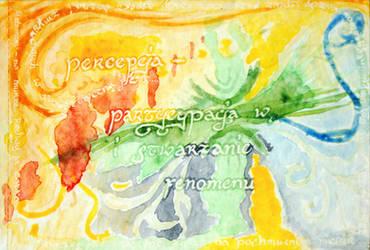 Synestezja II by JaBoJa