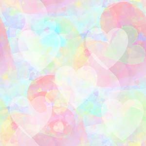 Seamless love background by JaBoJa