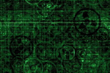 Seamless radioactivity background by JaBoJa
