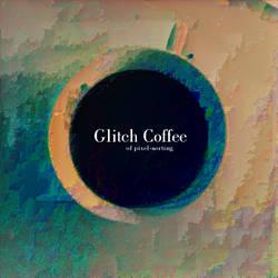 Glitch Coffee of pixel sorting