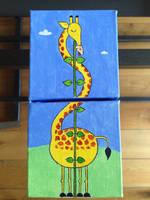 Giraffe by bodrington
