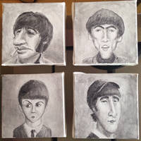 Beatles about by bodrington