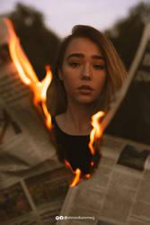 FLAMES PAPER