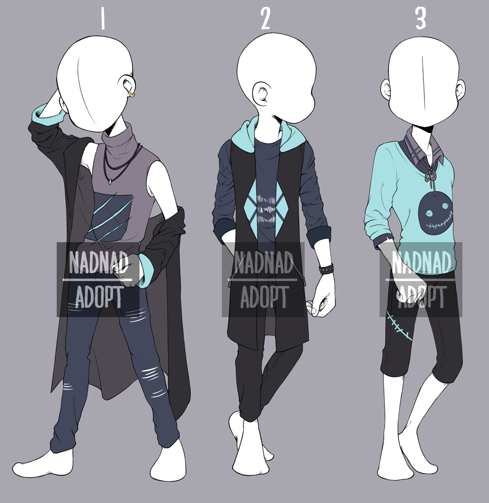 This is a graphic of Magic Boy Outfits Drawing