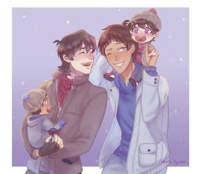 Happy Family by NadiaSyahda