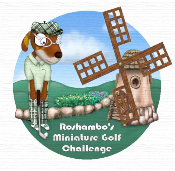 Roshambo's Mini Golf by asynjur