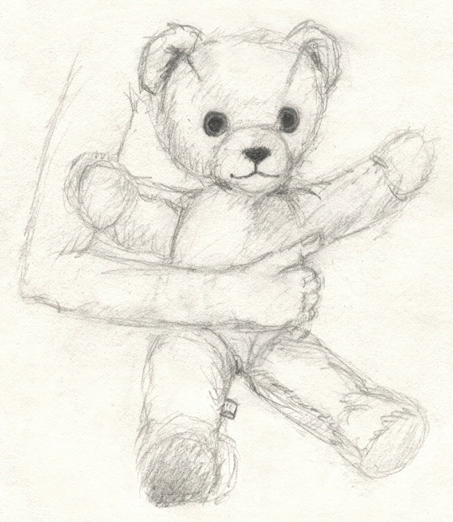 Bear by asynjur