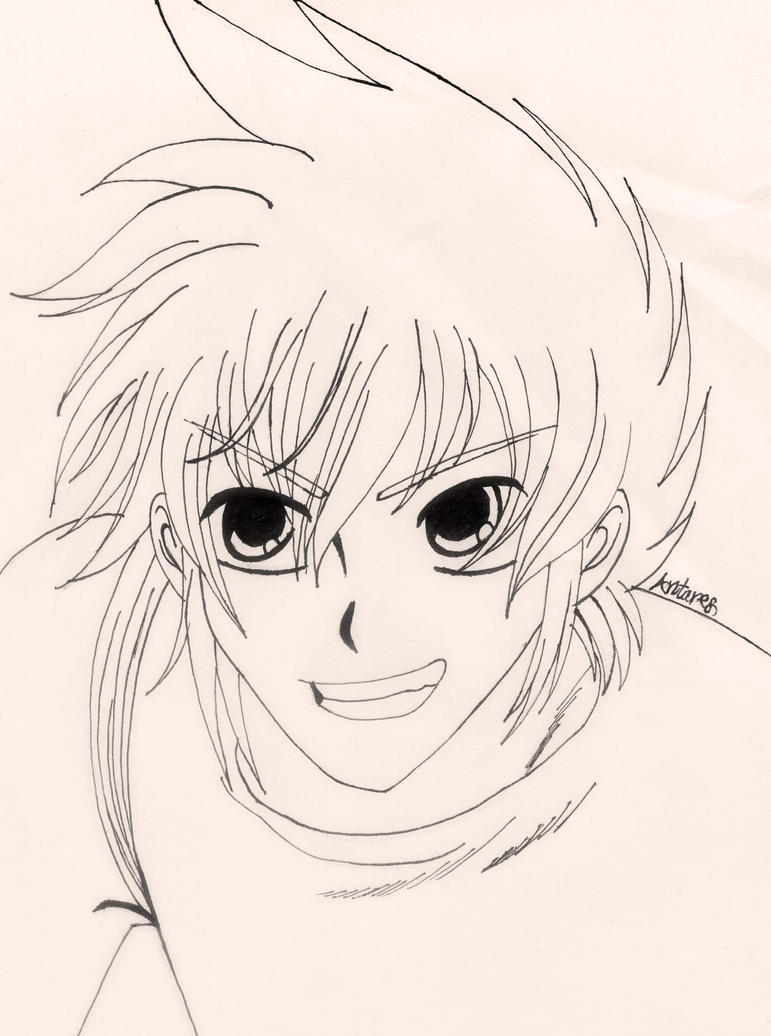 Tenma fast drawing  by ScorpioNoAntares