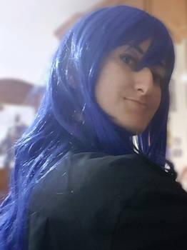Random (?) photo of Milo anime version cosplay