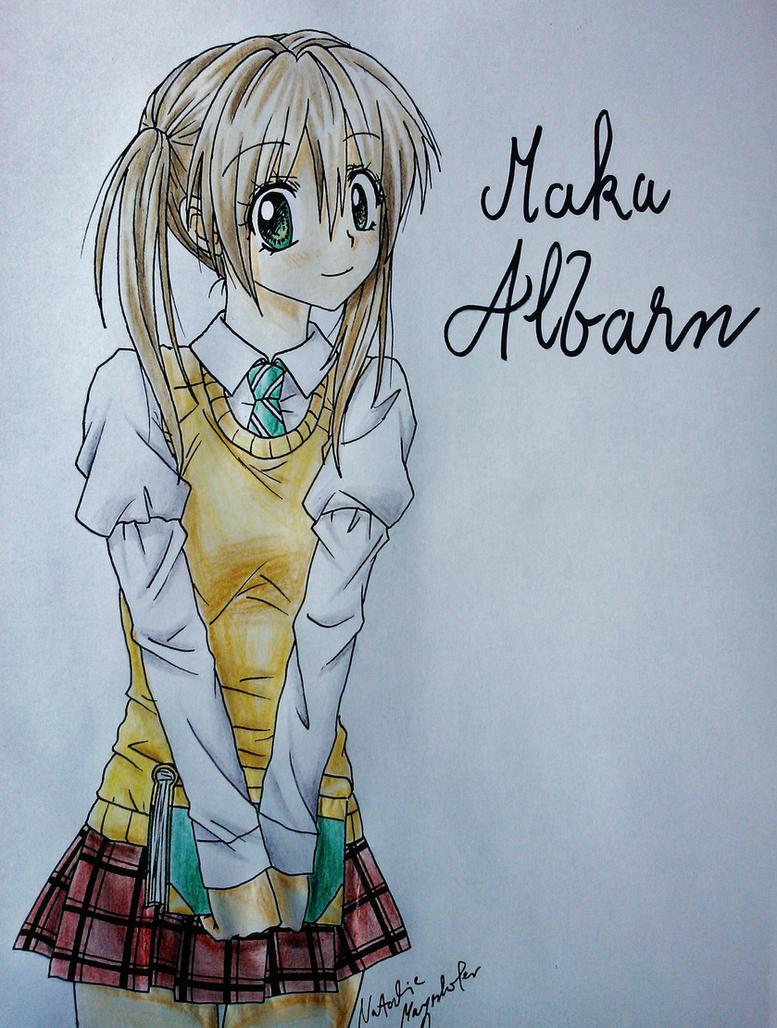Maka Albarn by Killjoy-Chidori