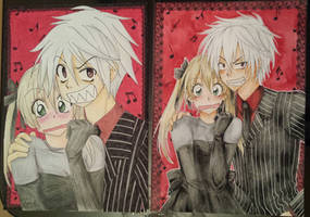 Draw This Again - Soul Eater by Killjoy-Chidori