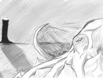 Octopus Hero by Tornakin
