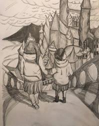 Step into Wonder by Tornakin