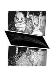 Hornet Comic by Tornakin