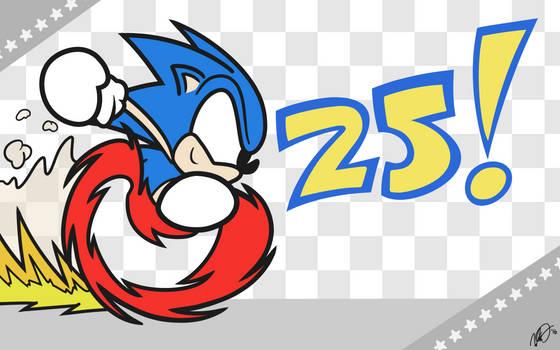 25 Years of Sonic