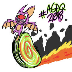 Yooka-Laylee (AGDQ 2018) by CencanMS