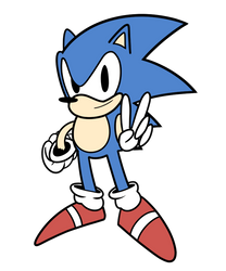 Sonic 2 - Design Practice by CencanMS