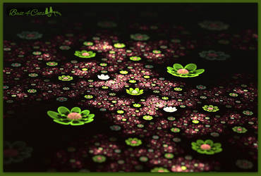Flower Pond by bast4cats