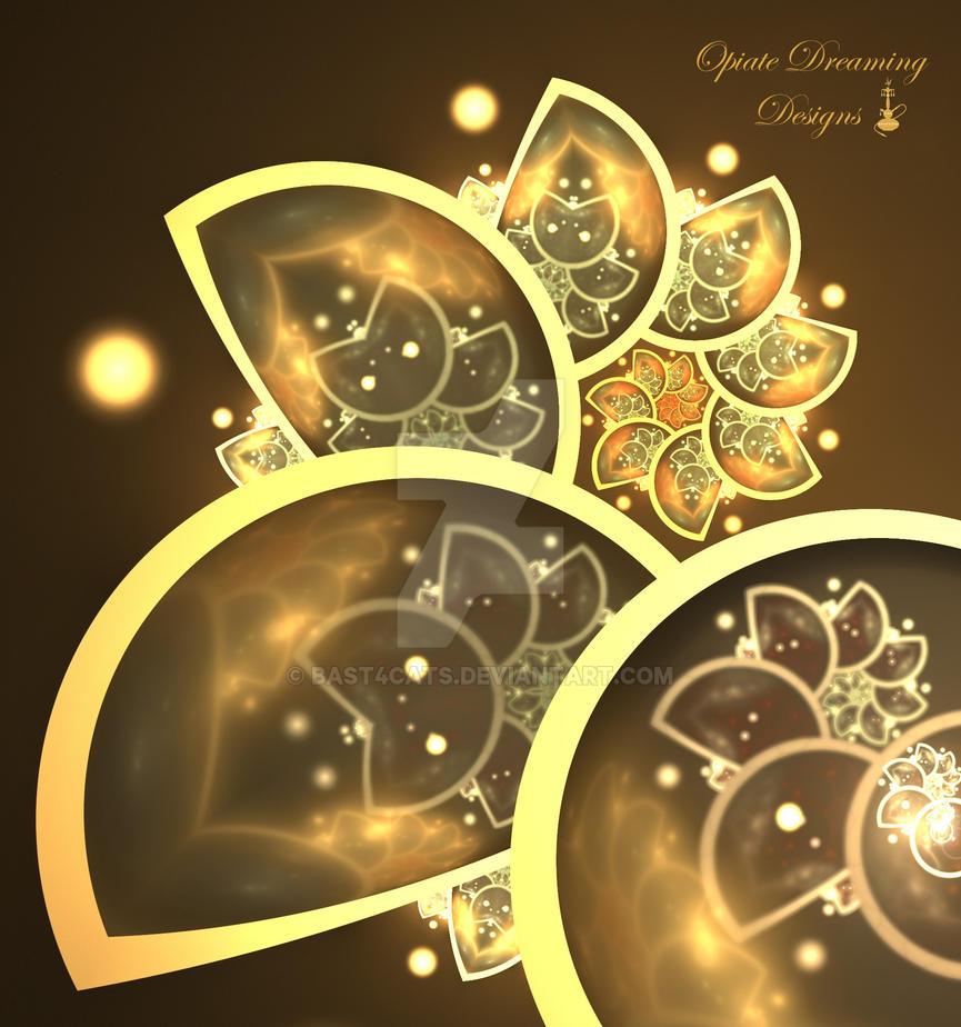 Greta Glynnsim Glowdust by bast4cats