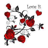 Roses by bast4cats
