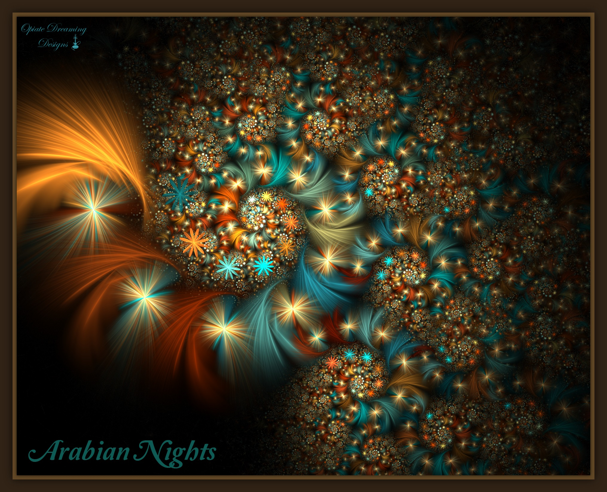 Arabian Nights by bast4cats