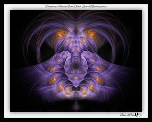 Dangerous Beauty From Outer Space Metamorphosis1.1 by bast4cats