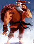 SF_Santa by aerlixir