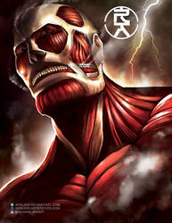 The Colossal Titan
