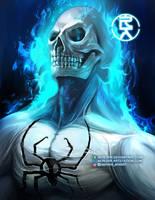Spirit Spider by aerlixir