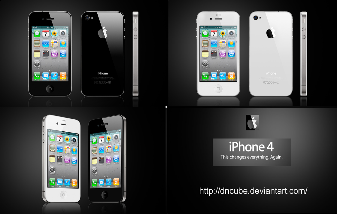 Iphone 4 Official Real Photos By Dncube