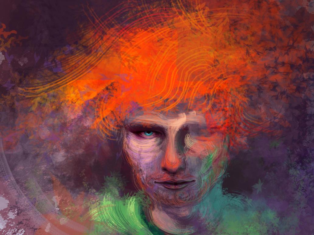 Ed Sheeran by Witbik
