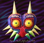 Old Majora's Mask by HylianJean