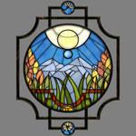 Eder Tsogahl Stained Glass