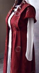 Katran's Costume - Front 1 by HylianJean