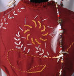 Katran's Costume - Back