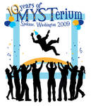 Mysterium 2009 Back Logo Entry