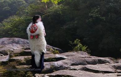 San at the Rockfall