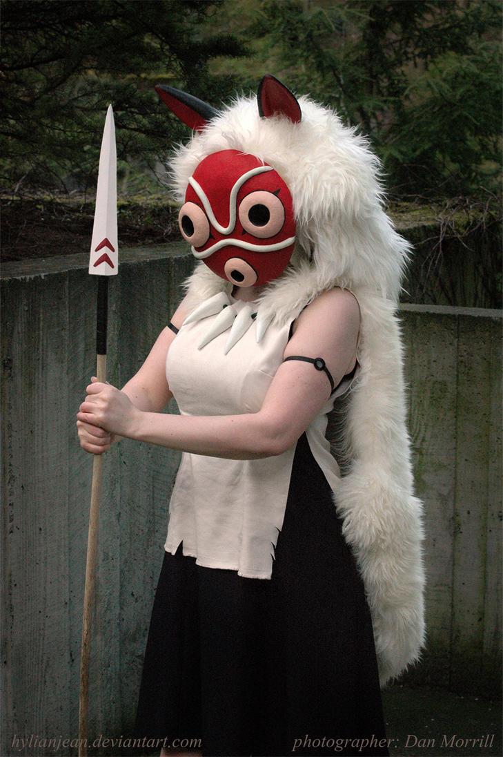 Princess Mononoke Cosplay - Anger of the Wolf Clan by HylianJean ... & Princess Mononoke Cosplay - Anger of the Wolf Clan by HylianJean on ...