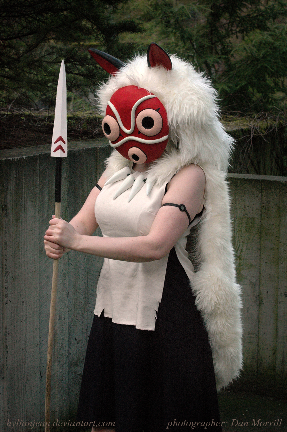 san princess mononoke cosplay