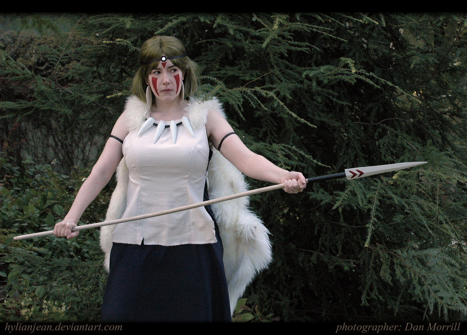 Princess Mononoke Costume