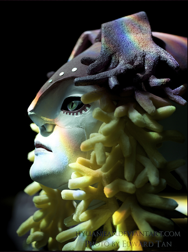 Water's Illumination - Queen Rutela Portrait by HylianJean