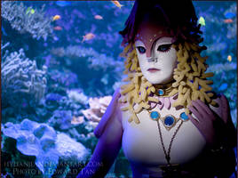 Coral  -  Queen Rutela Portrait