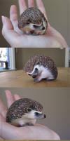 Little Hedgehog Sculpture