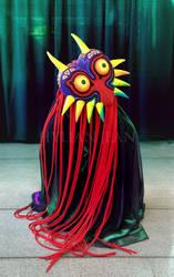 Majora's Mask at Emerald City ComicCon 2015
