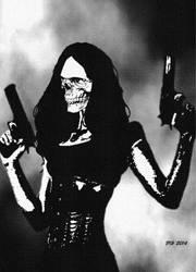 Lady Death Dealer