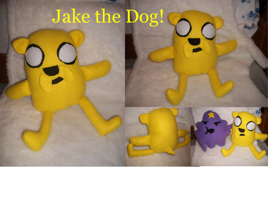 Pictures of Jake the Dog Dolls