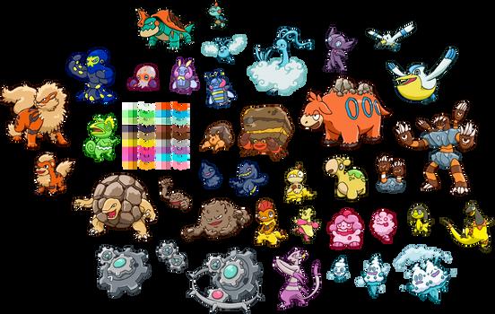 Caijo Dex Pokemon Dump