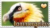 Lammergeier Stamp by SuicidePie